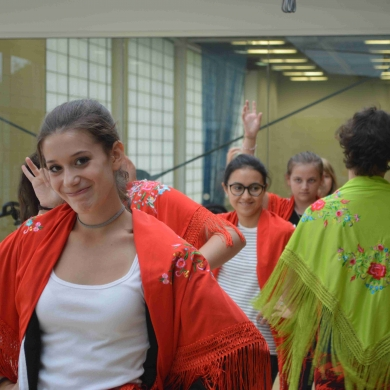Afternoon Activity – Flamenco Dancing