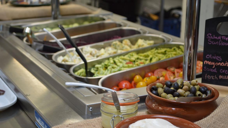 Dining At FCLC Edinburgh