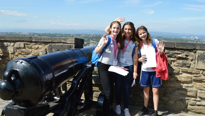 Class Excursion – Edinburgh Castle