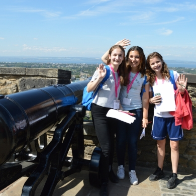 Class Excursion – Edinburgh Castle