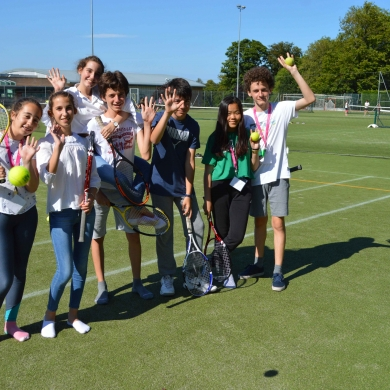 Sports Afternoon – Tennis