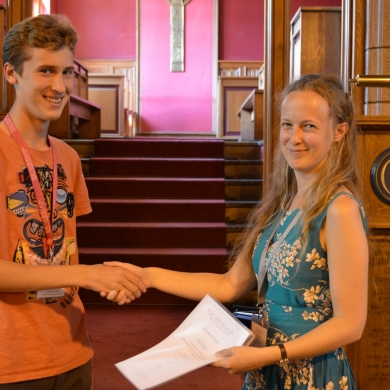 Gradutation Week 4 – Well done you've passed!