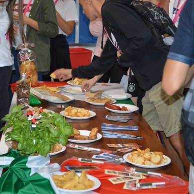 Our International Evening – The Perfect Way to Meet New Friends & Learn About Other Countries and Cultures