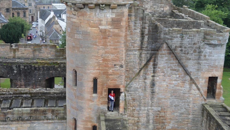 Weekend Excursion Week 4 – Linlithgow Palace & Kelvingrove Art Gallery